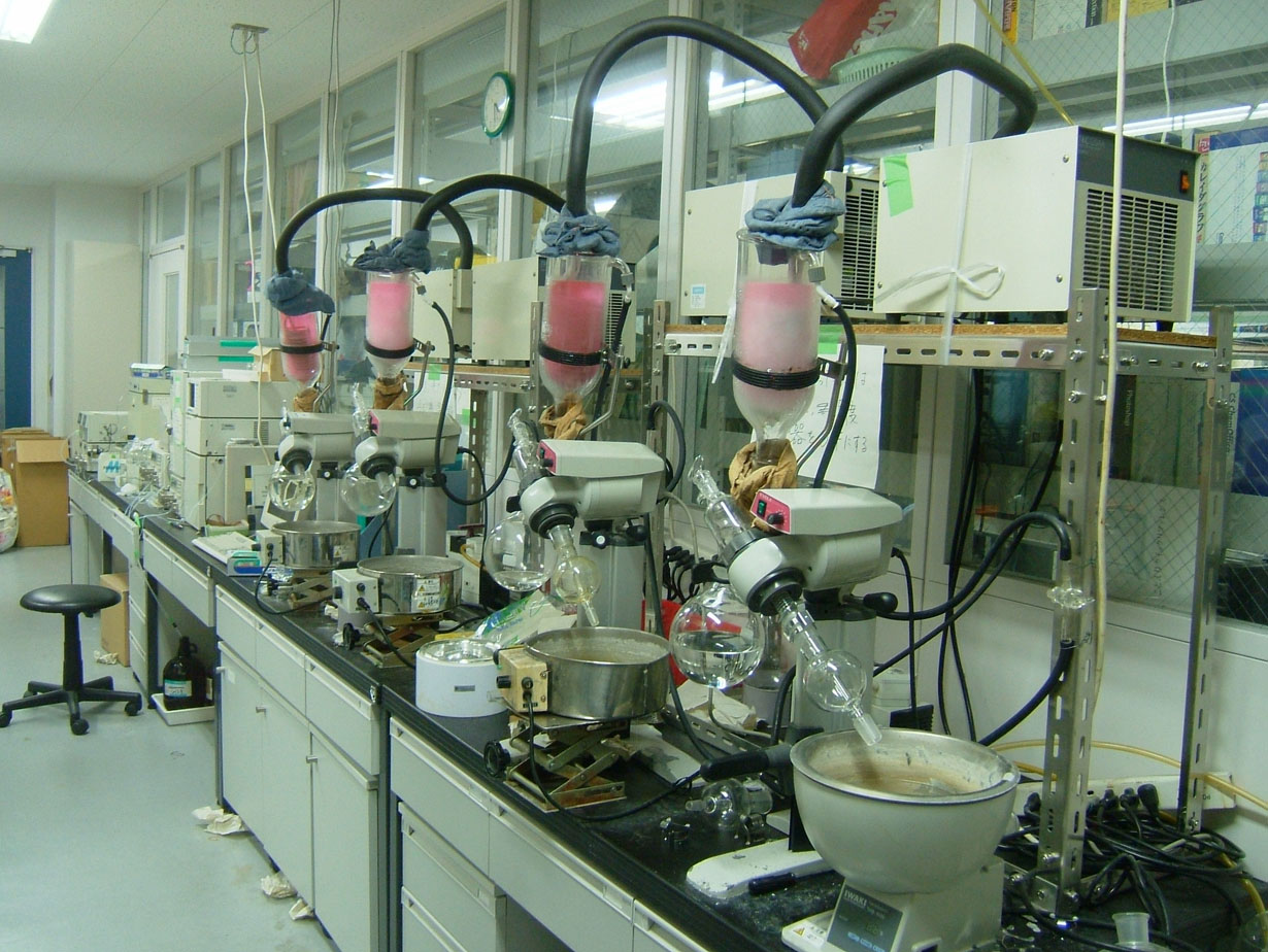 Furuta Lab Lab Tour